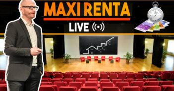 MAXI RENTA Live